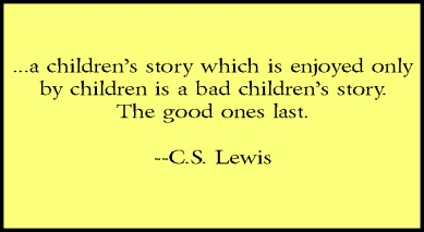 cs lewis children story