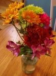 Flowers from John
