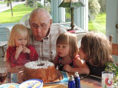 Great Gramps birthday