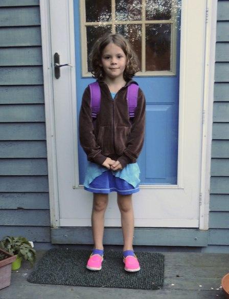 Ivy First Grade