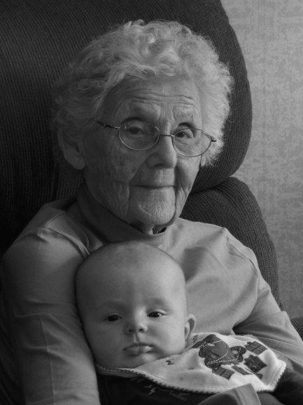 Granny and Jonas
