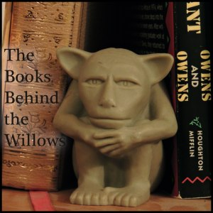 The books behind the willows