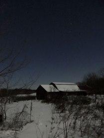 Neighbors barn