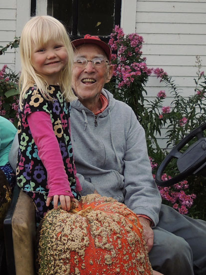 Great Gramps and Jane