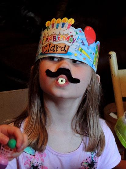 Clara's 6th Birthday