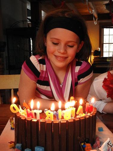 Ivy birthday